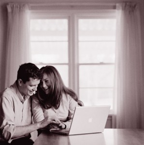 As couples read quality Web site articles together, they should stop frequently to discuss the material.