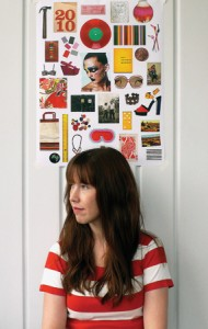 Abby Low has achieved success designing projects like Madewell Musings, a monthly newspaper for J. Crew.