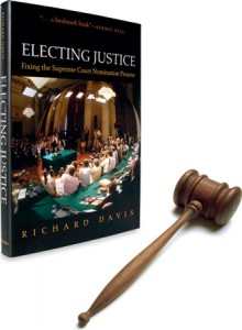 Electing Justice book