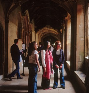 Oxford's Christ Church College