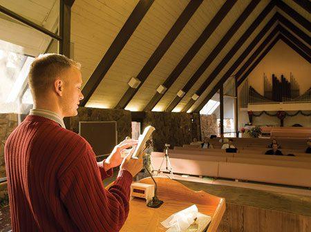LDS chaplains