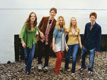 five browns in concert