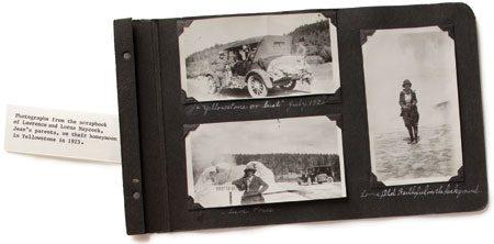 Lawrence Lorna Maycock Yellowstone
