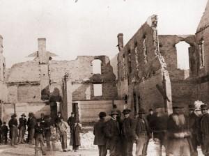 Lewis Building 1884
