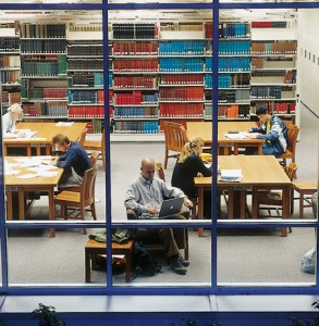 The BYU Library