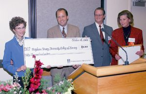 $50,000 to BYU's Nursing Program