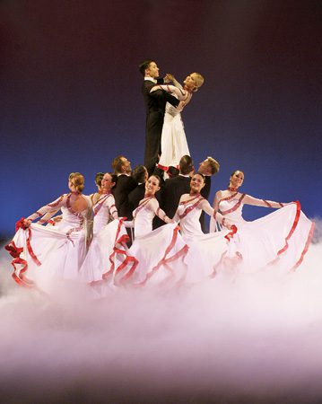 BYU's Ballroom Dance Company