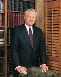 President Merrill J. Bateman