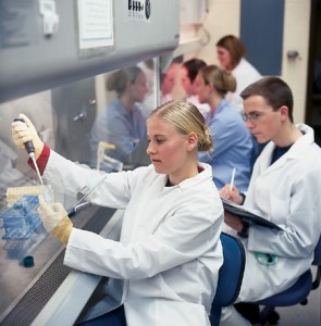 Students as Lab Assistants