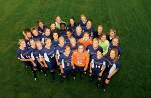 2003 BYU Women's Soccer Team