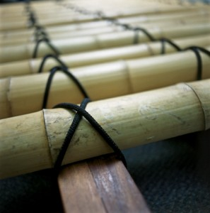 A Bamboo Bed