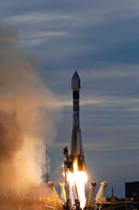 This rocket, launched from Kazakhstan in November 2005, carries seven instruments, one of which includes a tiny BYU built mirror that will help scientists study solar winds.