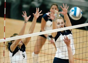 BYU was ranked as high as No. 12 after winning 20 straight matches in 2005.