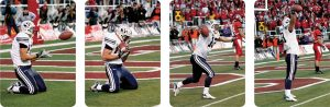 Jonny Harline's time-expired TD grab to beat Utah in the 2006 rivalry game rewarded a season of effort for the football team and years of expectation for BYU fans.