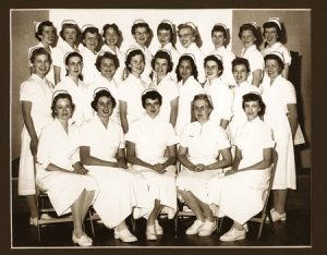 Although the science of nursing has changed dramatically in 50 years, the values that motivated BYU's first class of nurses have not.