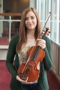 Josie I. Nielson Violinist