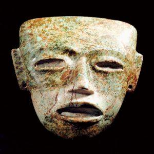 Pre-Maya Mask