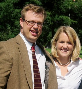 Clark and Christine Gilbert