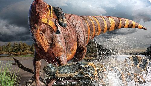 Schnozosaurus Rex