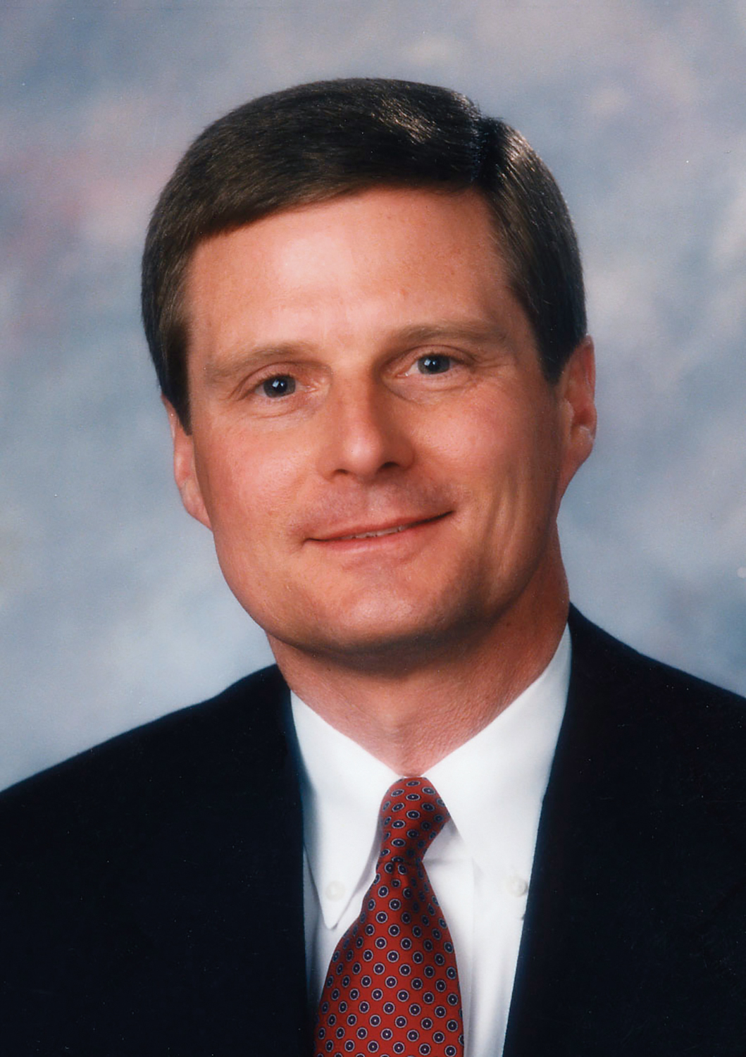Portrait photo of Elder David A. Bednar