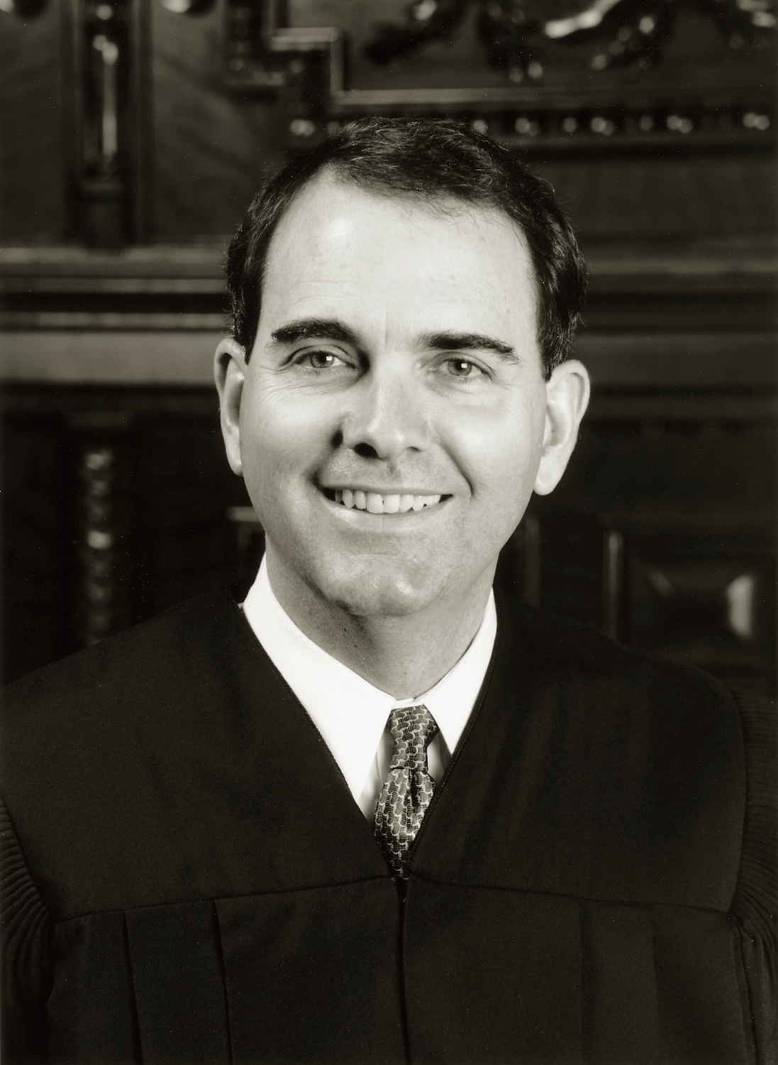 Portrait of Judge Jay S. Bybee