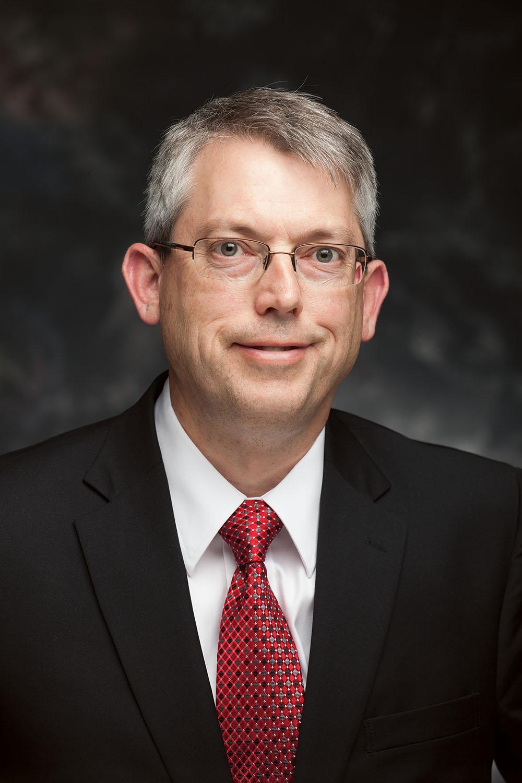 BYU professor Larry Howell