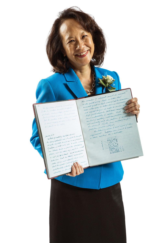 Marguerite Gong Hancock