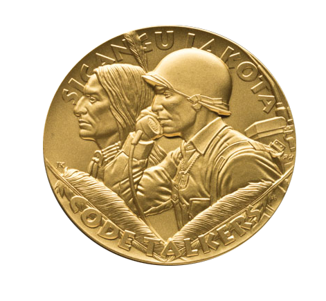 2015 Rosebud Sioux Code Talkers Congressional Gold Medal | Photo by Bradley Slade