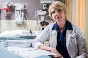 BYU nursing professor Julie Valentine