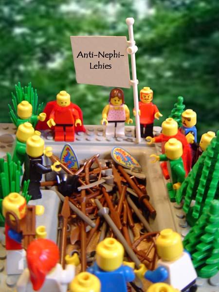 Converted Bury Weapons - Anti-Nephi-Lehi
