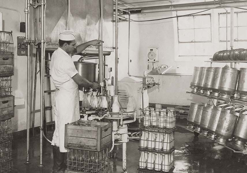 History of the BYU Creamery