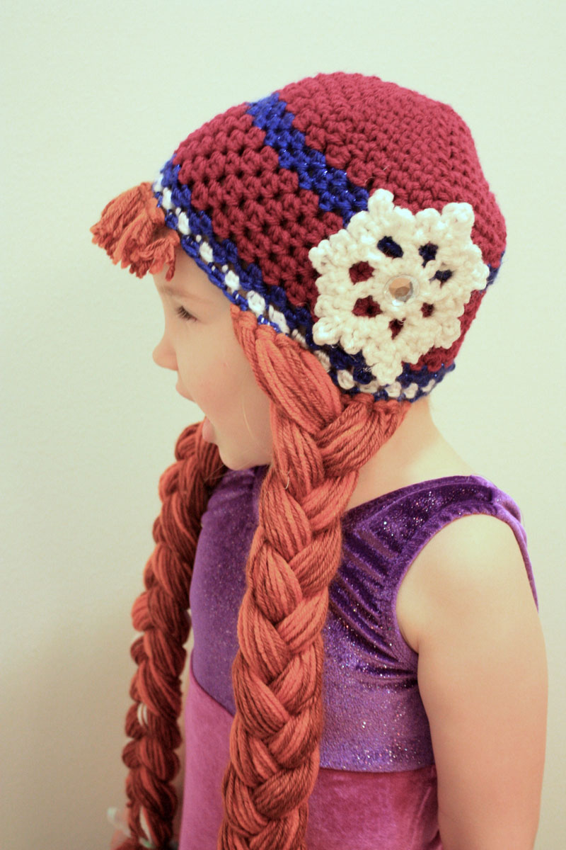 Magic Yarn Wigs For Kids With Cancer