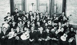 Mandolin and guitar club