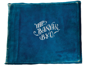 Cover of the 1911 BYU Banyan