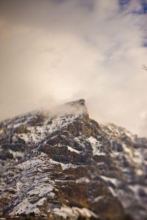 A photo of Squaw Peak