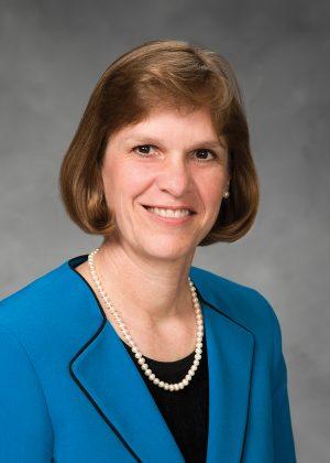 Headshot of Sister Worthen.