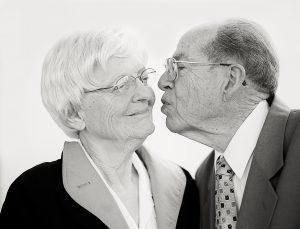 Bertha and Chauncey C. Riddle