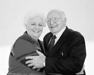 Diane Carman and George W. Pace