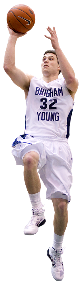 327da321b26 Jimmer Fredette  BYU Legend and 2011 National Player of the Year