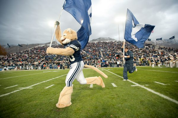BYU's Cosmo the Cougar: The History of the Hip Hop Dancing