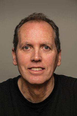 A headshot of the photographer, John P. Snyder.